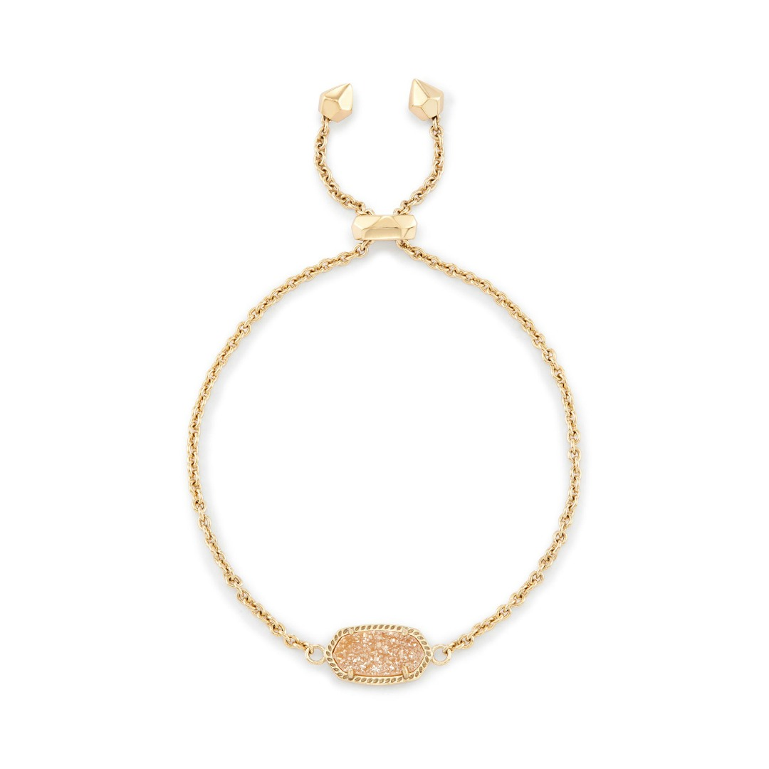 KENDRA SCOTT ELAINA BRACELET IN BRASS