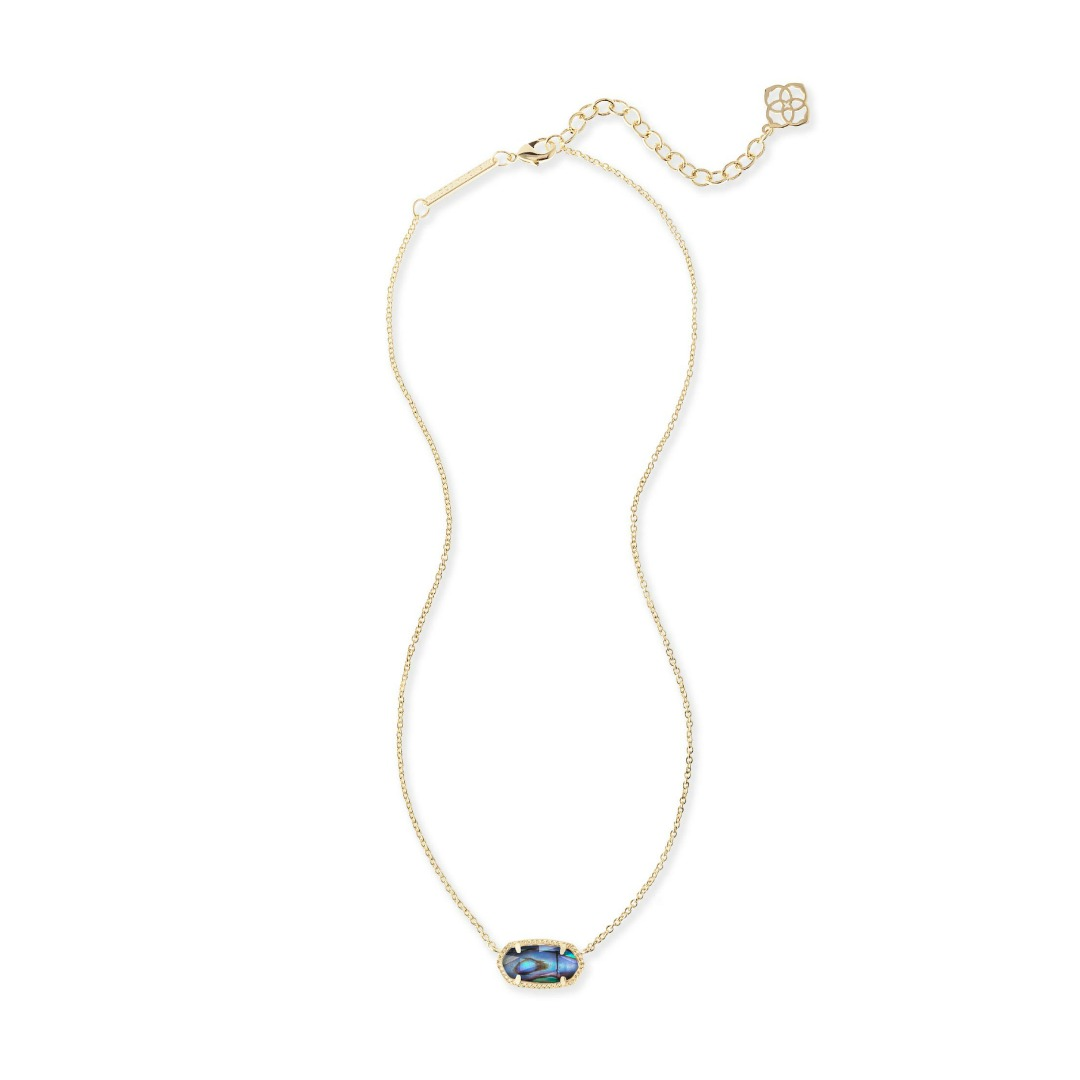 KENDRA SCOTT ELISA NECKLACE IN GOLD