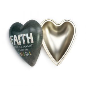 FAITH ART HEART KEEPER