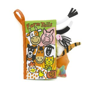 JELLY CAT FARM TAIL BOOKS
