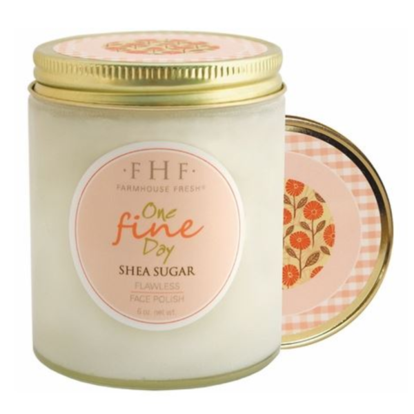 FARMHOUSE FRESH ONE FINE DAY SUGAR FACIAL POLISH