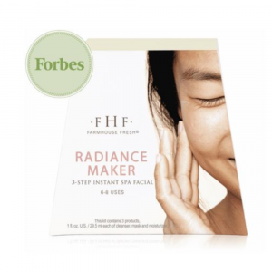 FARMHOUSE FRESH RADIANCE MAKER 3 STEP FACIAL