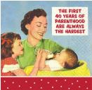 FIRST 40 YEARS OF PARENTHOOD NAPKINS