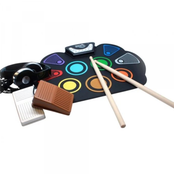 FLEXIBLE RAINBOW DRUM KIT