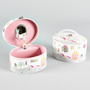 FLOSS & ROCK FAIRY UNICORN JEWELRY BOX