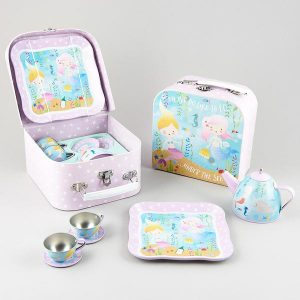 FLOSS & ROCK MERMAID TEA SET