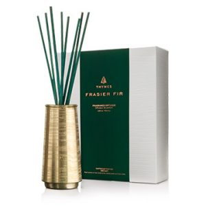 FRASIER FIR GOLD GILDED REED DIFFUSER