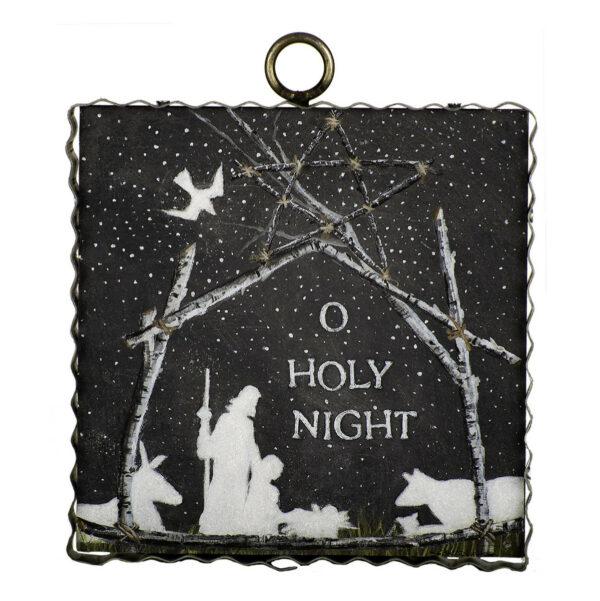 GALLERY O HOLY NIGHT NATIVITY