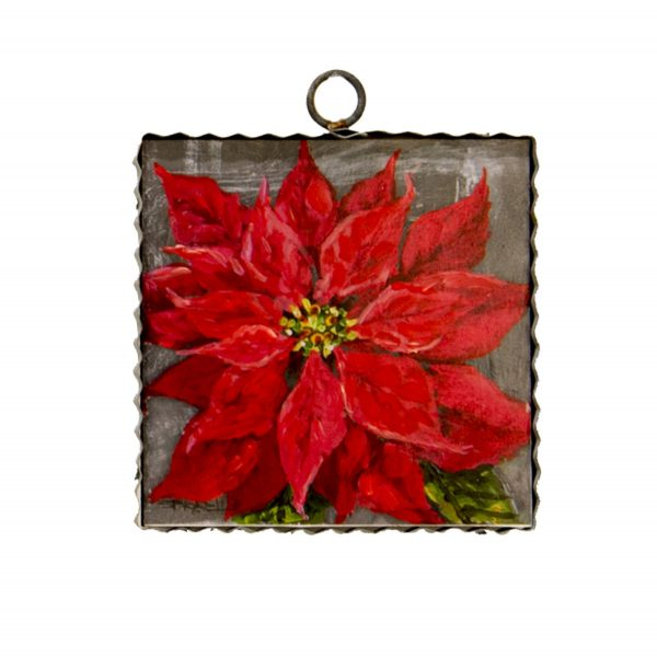 GALLERY RED POINSETTIA OF CHRISTMAS