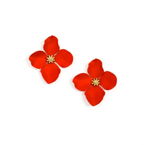 GARDEN PARTY FLOWER EARRINGS
