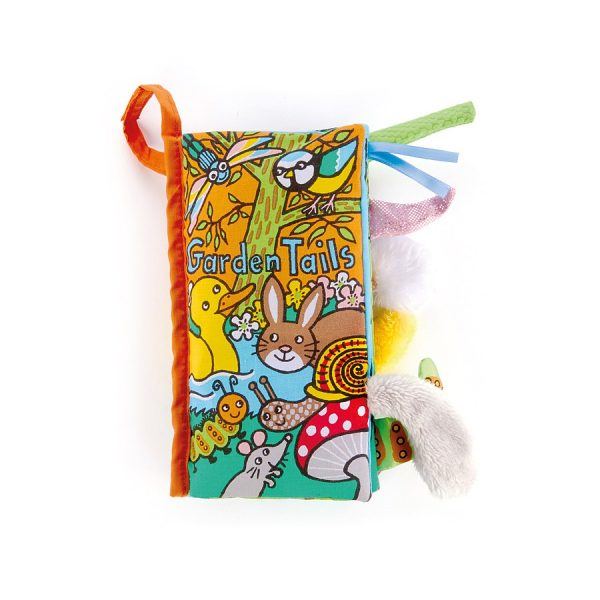 JELLY CAT GARDEN TAILS ACTIVITY BOOK