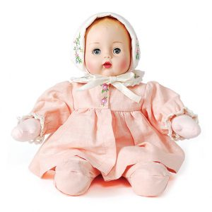 MADAME ALEXANDER GOING TO GRANDMA'S HUGGUMS BABY DOLL