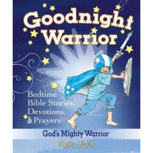 GOODNIGHT WARRIOR BOOK