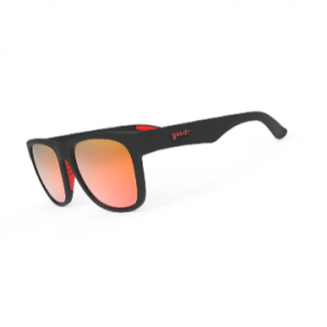 GOODR SUNGLASSES FIRE BREATHER'S FIREBALL FURY