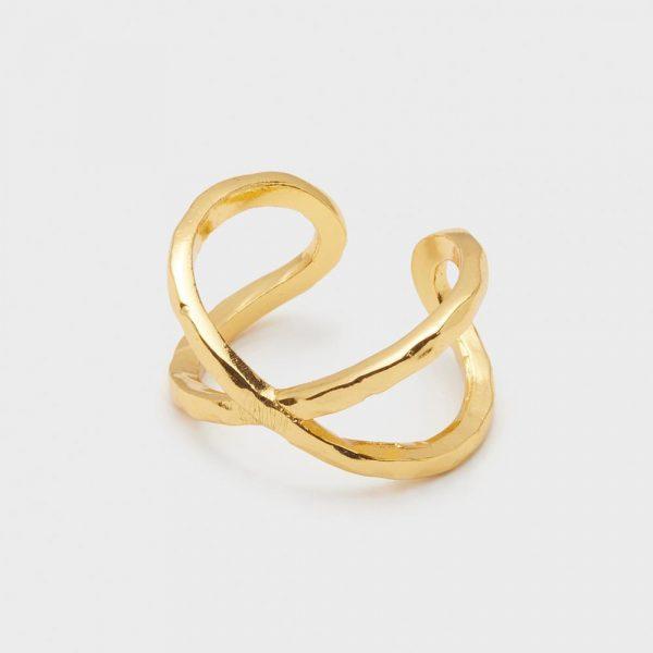 GORJANA GOLD ELEA RING