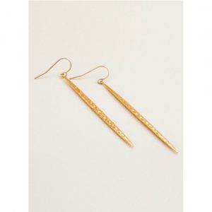 GORJANA NORA DAGGER DROP EARRINGS