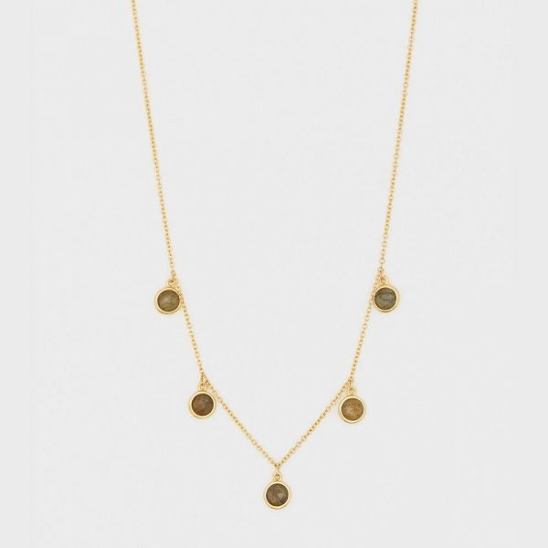 GORJANA OLIVIA NECKLACE