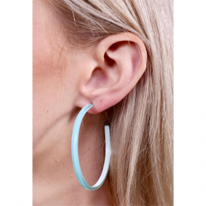 GRAND HAVEN THIN RESIN HOOPS