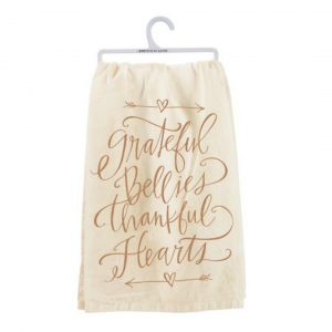 GRATEFUL BELLIES DISH TOWEL