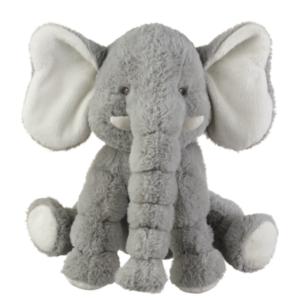 GREY JELLYBEAN ELEPHANT