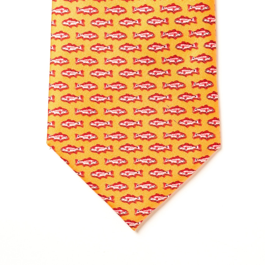 GULF COAST REDFISH TIE