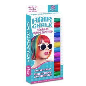 HAIR CHALK - 12 PACK