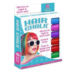 HAIR CHALK - 6 PACK