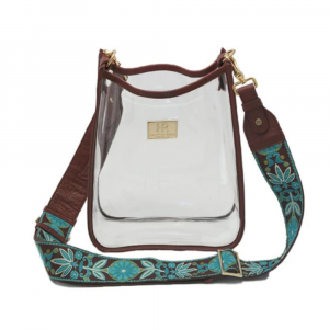 HAMPTON ROAD ZUMA SANGRIA WITH TURQUOISE FLOWER STRAP