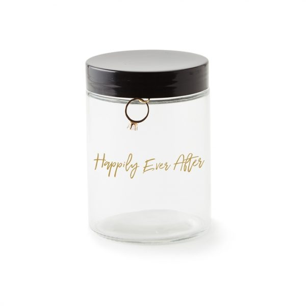 HAPPILY EVER AFTER WISH JAR
