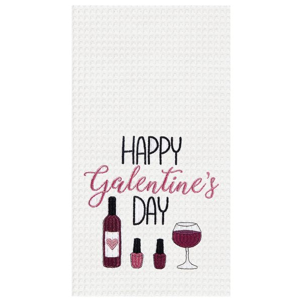 HAPPY GALENTINES DAY TOWEL