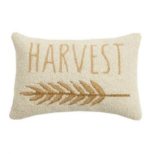 HARVEST HOOK PILLOW
