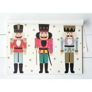 HESTER & COOK NUTCRACKER PLACEMAT