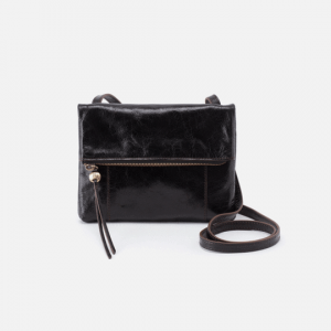 HOBO HANDBAGS SPARROW VINTAGE LEATHER CROSSBODY