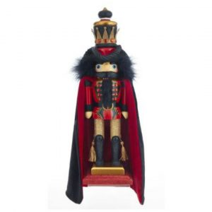 HOLLYWOOD DARK KING NUTCRACKER