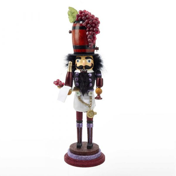 HOLLYWOOD WINE NUTCRACKER