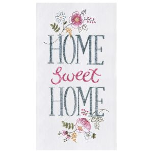 HOME SWEET HOME TOWEL