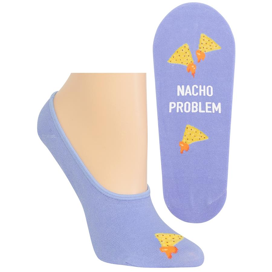 HOT SOX NACHO PROBLEM SOCKS