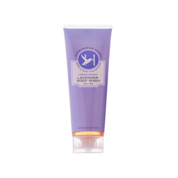 HUMMINGBIRD FARMS LAVENDER BODY WASH