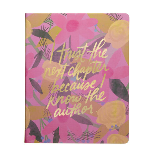 I TRUST THE NEXT CHAPTER JOURNAL