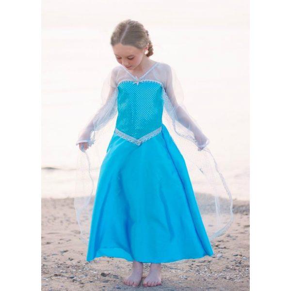 ICE CRYSTAL QUEEN DRESS