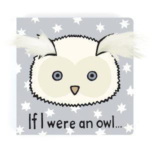 JELLY CAT IF I WERE AN OWL BOOK