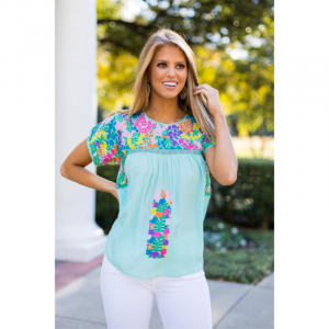J MARIE THE CANDACE TOP