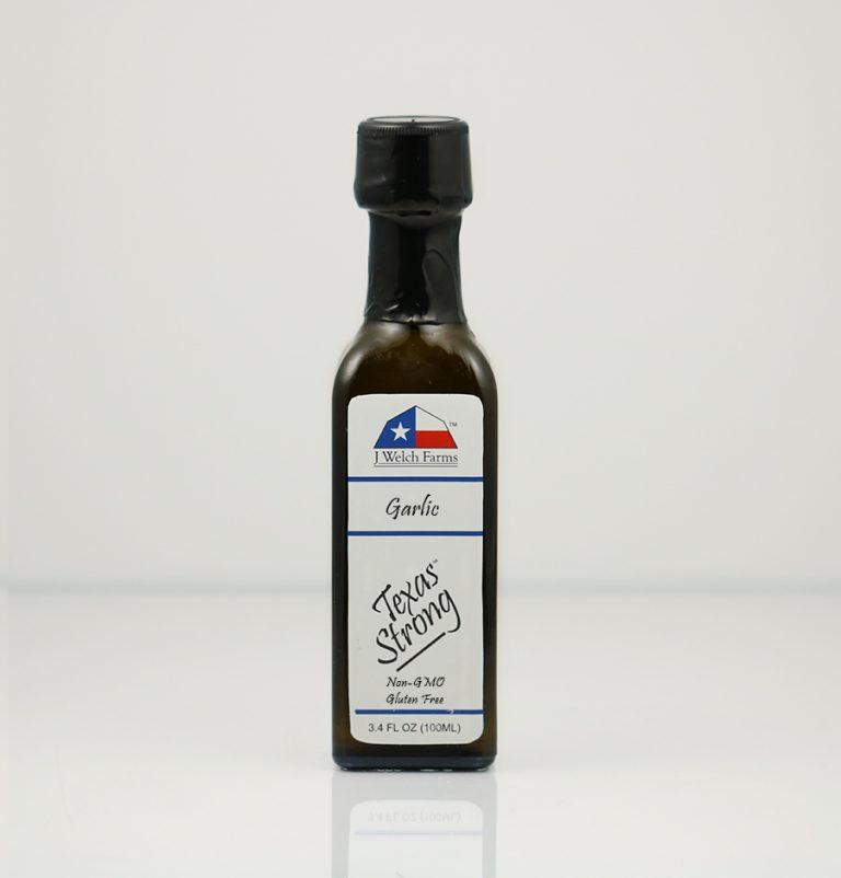 J WELCH FARMS GARLIC EXTRA VIRGIN OLIVE OIL