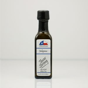J WELCH FARMS HOT JALAPENO EXTRA VIRGIN OLIVE OIL