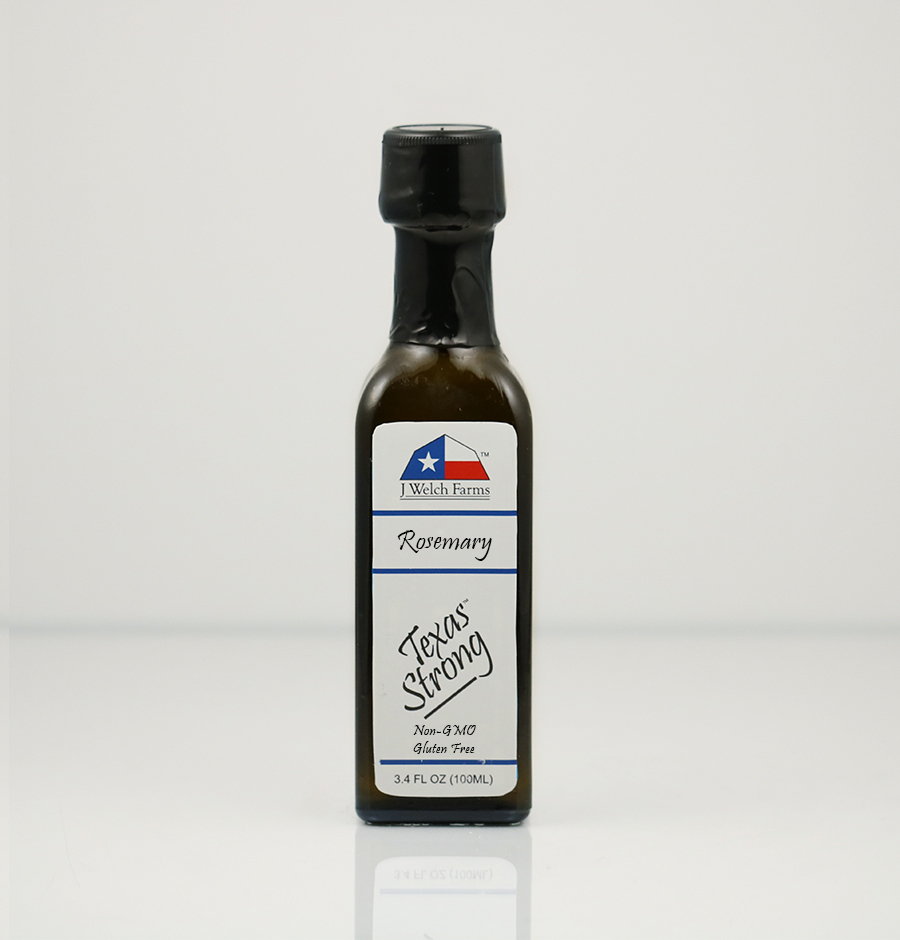 J WELCH FARMS ROSEMARY EXTRA VIRGIN OLIVE OIL