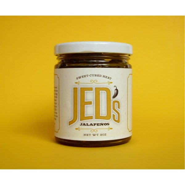 JED'S JALAPENOS