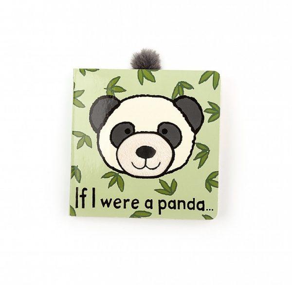 JELLY CAT IF I WERE A PANDA BOOK