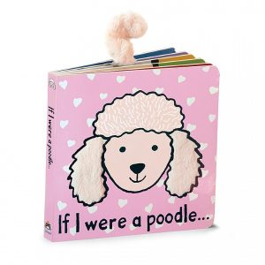 JELLY CAT IF I WERE A POODLE BOOK