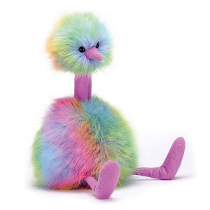 JELLY CAT POM POM RAINBOW