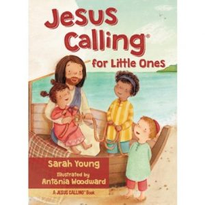 JESUS CALLING FOR LITTLE ONES BOOK